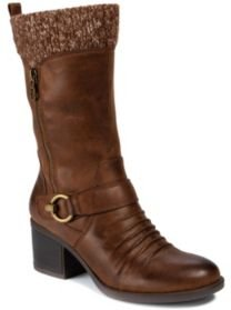 Wylla Mid-Shaft Boots Women's Shoes