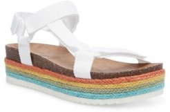 Cambridge Flatform Sandals