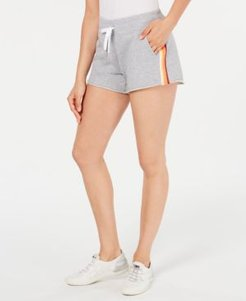 Performance Ombre-Stripe Shorts