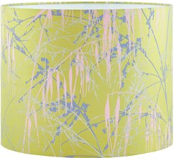 Three Grasses Lamp Shade - Quince/Soft Gray/Oyster/Soft Gold - Medium