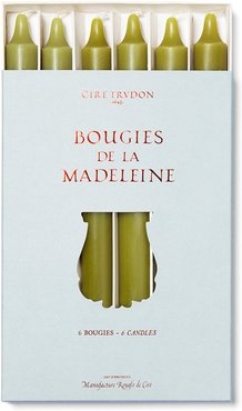 Madeleines Taper Candle - Set of 6 - Khaki