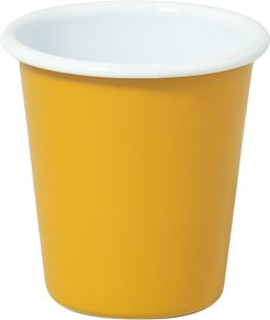 Limited Edition Enamel Tumbler - Mustard Yellow