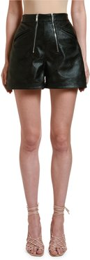 Alter Napa Zip-Front Shorts