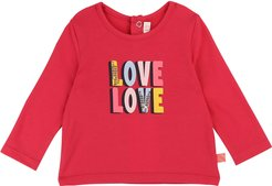 Love Love Sequin Graphic Tee, Size 12M-3
