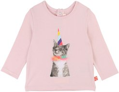 Party Cat Graphic Tee, Size 12M-3