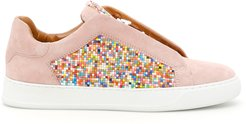 PIXI SNEAKERS 36 Pink Leather