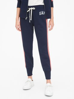Vintage Soft Gap Logo Side Stripe Joggers