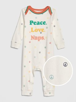 Baby Graphic One-Piece