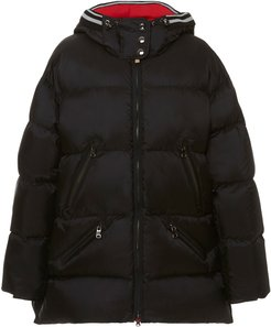 Harper Quilted Shell Jacket