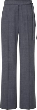 Le17 Septembre Belted Wool Pants