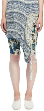 Bloomer Floral Biker Shorts