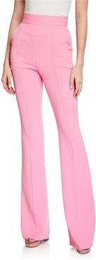 Leighton High-Rise Flare Pants