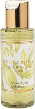 Privet Bloom Shower Gel, 2 oz./ 59 mL