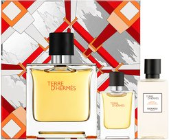 Terre d'Herm & #232s, gift set, Pure Perfume