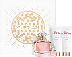 Mon Guerlain Eau de Parfum 3.4 oz. Holiday Gift Set ($180 Value)