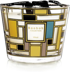 Max 10 Vitreous Gold Candle