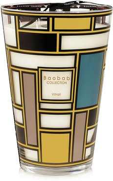 Max 35 Vitreous Gold Candle