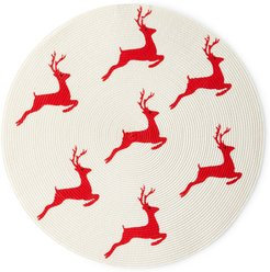 Painted Reindeer Placemat