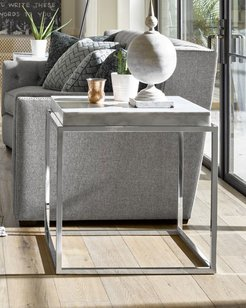 Cornerstone End Table