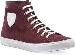 Bedford Suede High-Top Sneakers