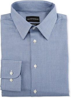 Tonal Square Modern-Fit Dress Shirt