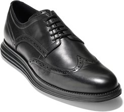 Original Grand Leather Wing-Tip Oxfords