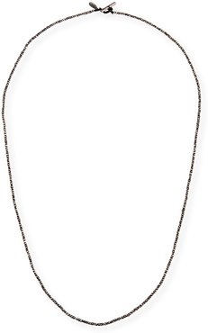 Imperial Sterling Silver Bead Cord Necklace