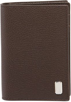 Belgrave Grained Leather Business Card Holder