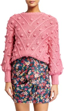Trade Places Knit Bauble Sweater