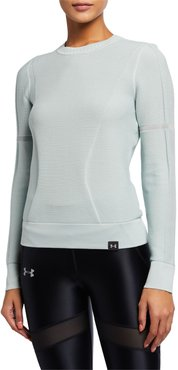 IntelliKnit Phantom Knit Long-Sleeve Active Top