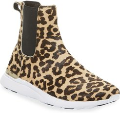 Iconic Leopard Chelsea Sneakers
