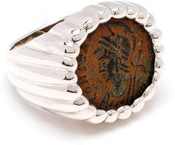Constantine Coin Ring