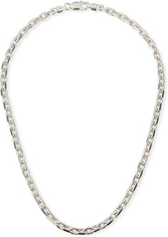4-Sided Box Chain Necklace