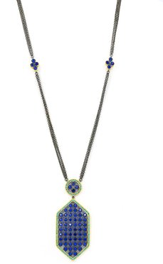 Marquee Pendant Necklace
