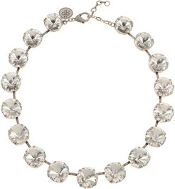 Gloria Crystal Necklace, Clear