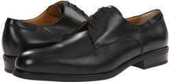Nappa Oxford (Nero) Men's Lace up casual Shoes