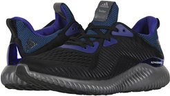 Alphabounce 1 Kolor (Core Black/Greyfive/Energy Ink) Men's Shoes