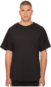 Street Short Sleeve Tee (Black) Men's T Shirt