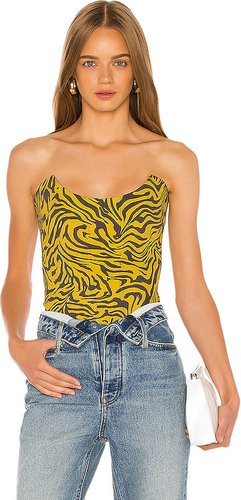 Leia Corset in Yellow. - size M (also in L,S,XS)