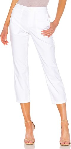 Peace Crop Chino in White. - size 26 (also in 27,28,29)