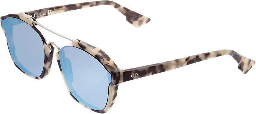 Dior Unisex Rectangular 58mm Sunglasses
