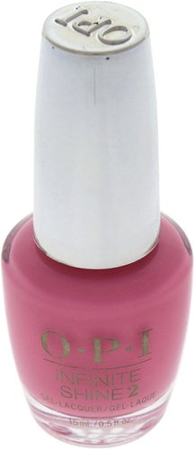 OPI 0.5oz #IS L61 Rose Against Time Infinite Shine 2 Lacquer