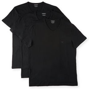V-Neck Three-Pack T-Shirts