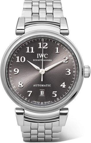 Da Vinci Automatic 40mm Stainless Steel Watch - Silver