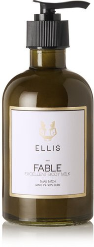 Fable Excellent Body Milk, 236ml - Colorless