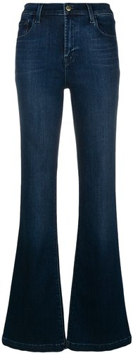 Maria flared jeans - Blue