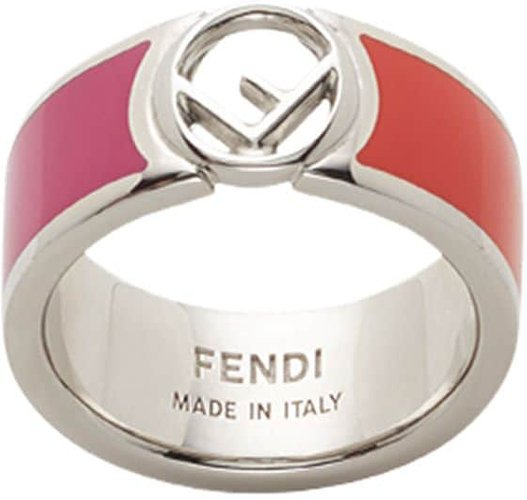 F is Fendi ring - Red