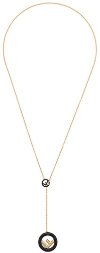 F is Fendi necklace - Gold