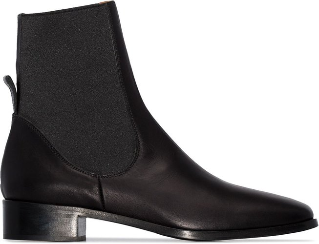 Vernazza ankle boots - Black