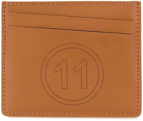 perforated cardholder - NEUTRALS